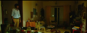 A screenshot of the scene